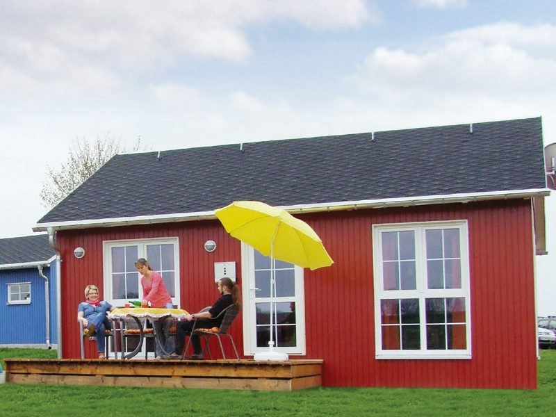 Feriensiedlung am Bierwiesenteich