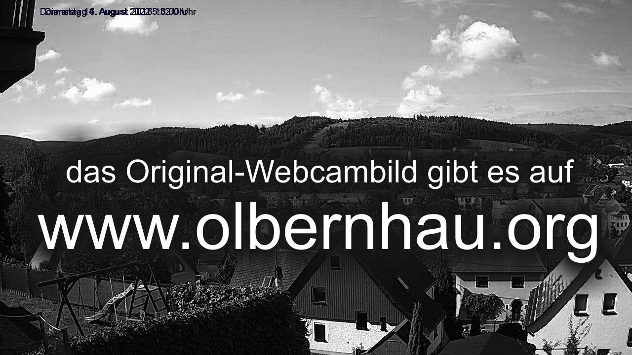 Webcam Olbernhau