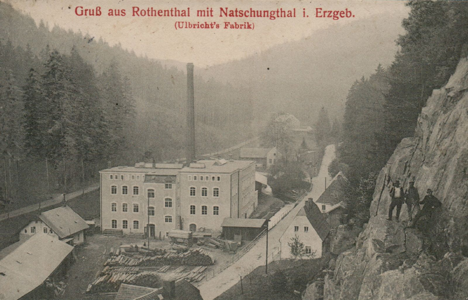 Blick auf Rothental