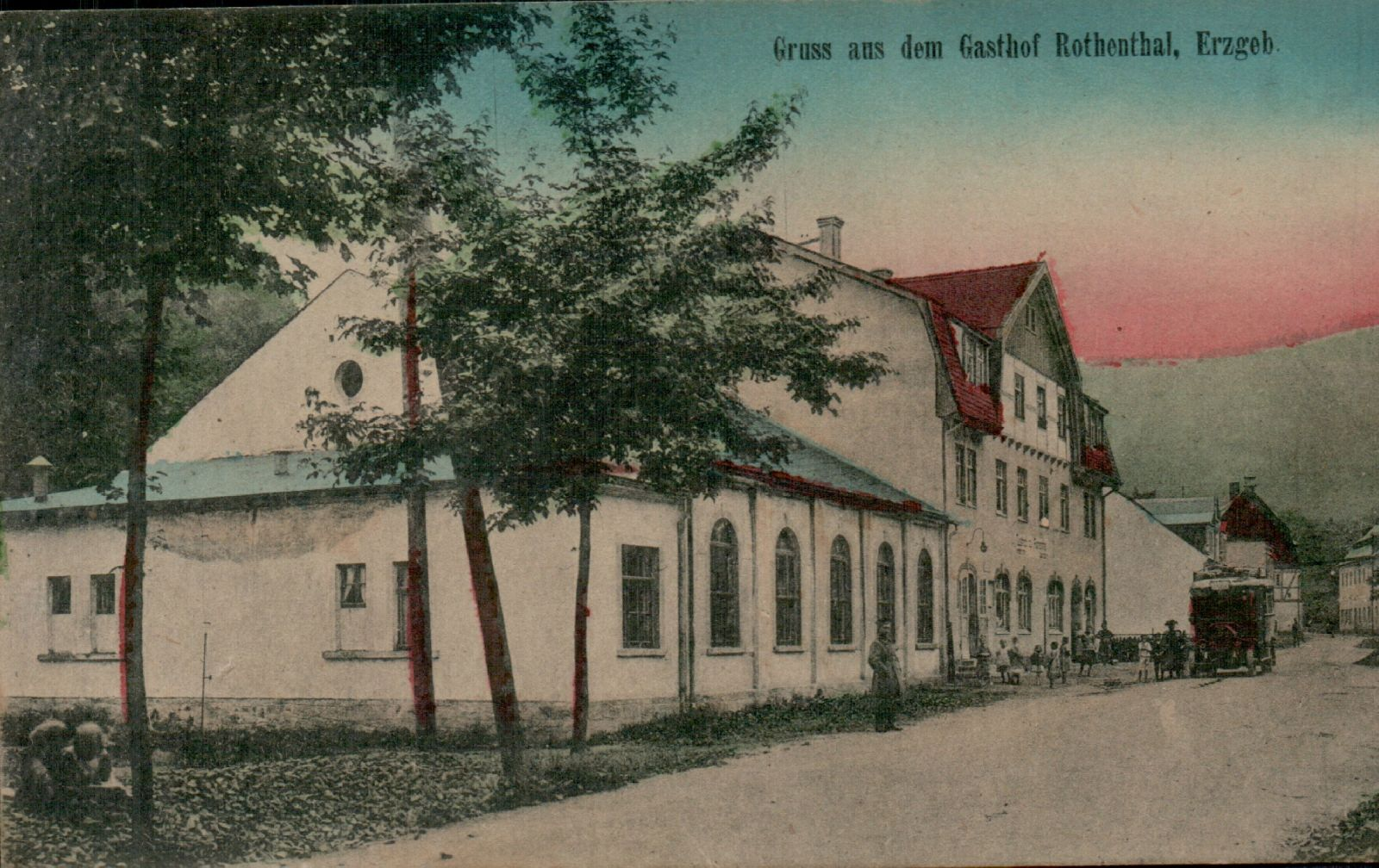 Gasthof Rothenthal