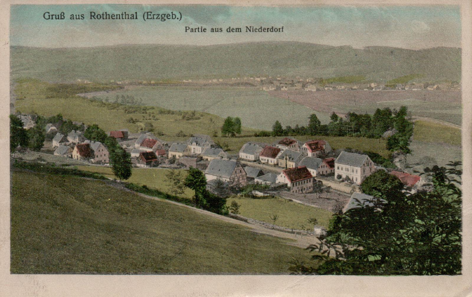 Rothenthal Niederdorf