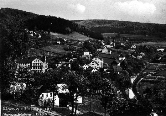 Blick auf Oberneuschönberg