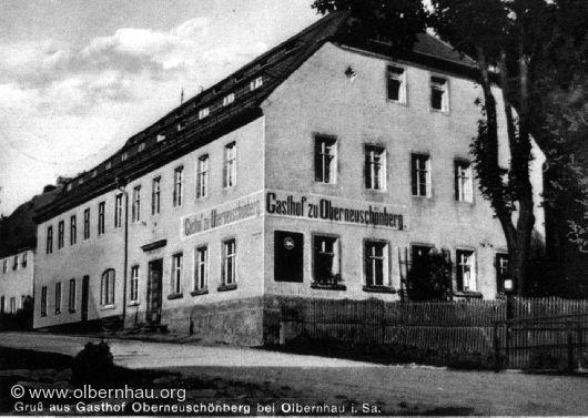Gasthof zu Oberneuschönberg