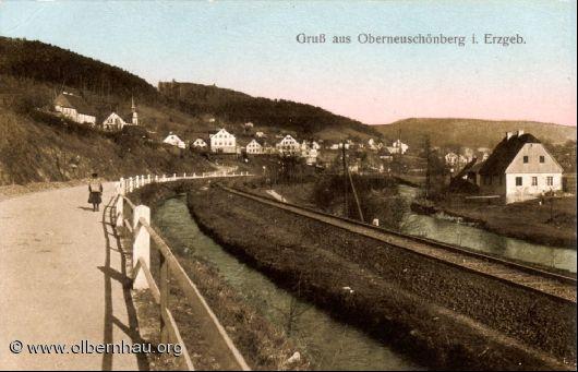 Oberneuschönberg 1918