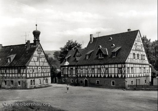 Hotel Saigerhütte um 1980