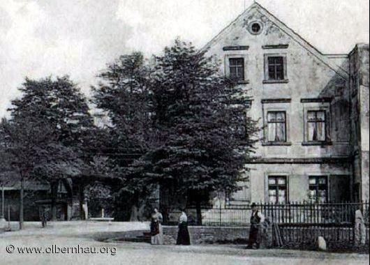 Haus Radio Preissler um 1920