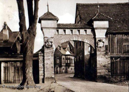 Westtor 1935