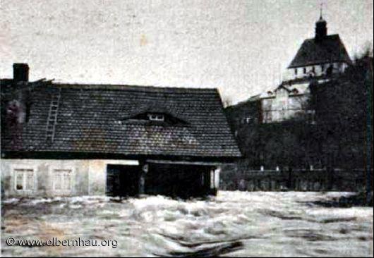 Hochwasser-Katastrophe 3.-4. Januar 1932