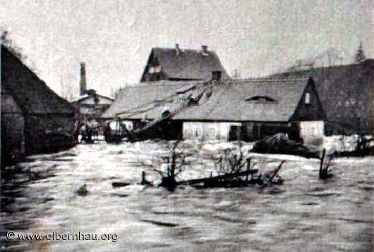 Hochwasserkatastrophe: 3.-4. Januar 1932