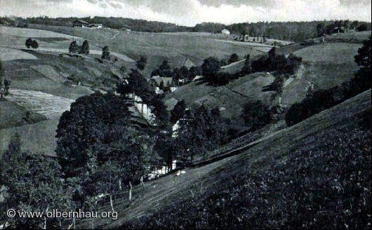 Oberneuschönberg Hüttengrund um 1920