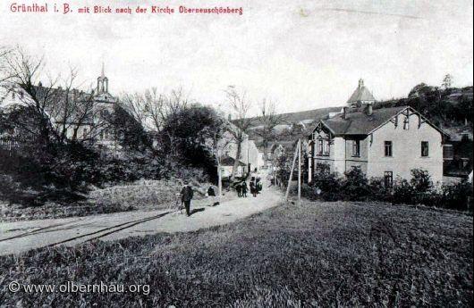Böhmisch-Grünthal