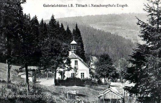 Schule von Gabrielahütten