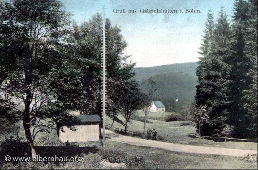 Gabrielahütten im Töltschtal