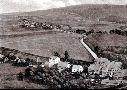 Blick von Böhmisch-Grünthal nach Brandau