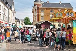 Straßenfest Olbernhau